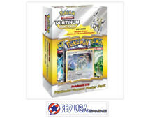Pokemon Platinum Poster Pack Arceus Promo Card & Booster Packs Sealed TCG