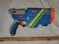 Nerf Gun Vigilon Vortex VTX Set Blue - Used