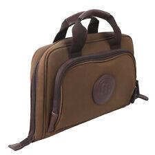 Tourbon Pistol Case Handgun Bag Holster Handbag Nylon Pack Carry Hunting Storage