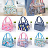 Unisex Cute Unicorn Lunch Bags Insulated Cool Bag Picnic Bags School Lunchbox