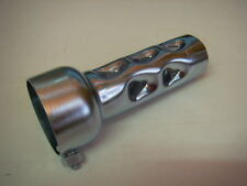 """Baffle for 2"""" Drag pipes used on Harley-Davidson & Other makes 4"""" long 904045"""