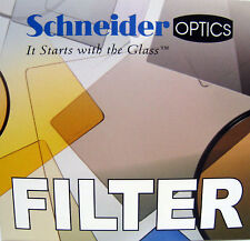 "New Schneider 4x5.65"" Filmic Look Digicon 1/2 Glass Filter #68-223256"