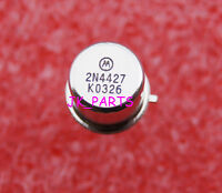 10pcs New 2N4427 Transistors TO-39 MOT