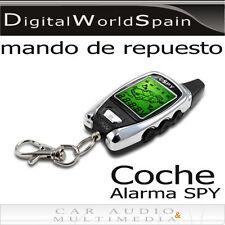 MANDO A DISTANCIA DE REPUESTO PARA ALARMA DE COCHE DE 2 VIAS MARCA SPY