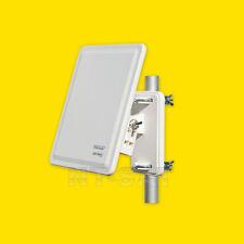 OPTICUM DVB-T 2 Antenne AX 800 AX800 Aktive DVB-T plus Wandhalterung  64 dB