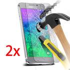 2x Samsung Pellicola Vetro Temperato Protettiva Resistente Film Tempered Glass