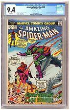 "Amazing Spider-Man 122 (CGC 9.4) ""Death"" of the Green Goblin; Romita; Kane C697"