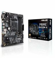 Asus Prime B450M-A/CSM Desktop Motherboard - AMD Chipset - Socket AM4