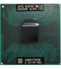 Intel Core 2 Duo P8700 2.53GHz Laptop CPU / 3MB cache/ 1066Mhz FSB