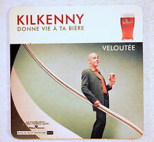 Beer Coaster Kilkenny Irish Cream Ale
