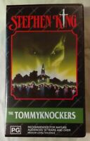 The TommyKnockers VHS 1993 Horror John Power Stephen King 1994 Time-Life  Aus