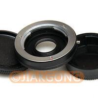 Minolta MD MC Lens to NIKON D3200 D7000 D800 D300s Mount Adapter