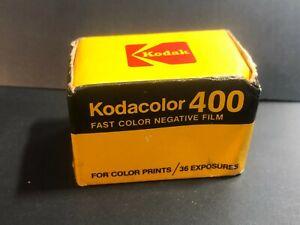 Kodak Kodacolor  400 Film For Prints 36 Exposures ( CG135-36) Exp. 08/1978 35mm