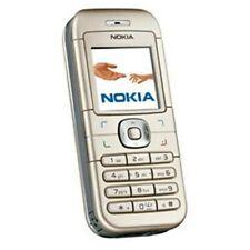 Téléphone Portable Nokia 6030 or Reconditionné Grade B Très Bon État