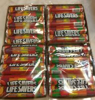 2x LifeSavers 5 Flavors Hard Candy 40 Rolls Life Savers Fruit (See Details)