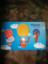 Walmart * Brand New Collectible Gift Card No Value * FD52640