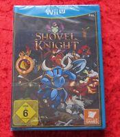 Shovel Knight Wii U, Nintendo WiiU Spiel, Neu, deutsche Version