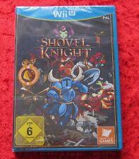 Shovel Knight Wii U, Nintendo WiiU juego, nuevo, versión en alemán
