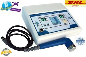 Professional Portable 1 MHz Ultrasound Therapy Machine Zenex UST-101 Updated
