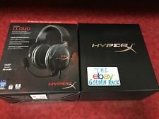 HyperX Cloud Alpha Pro Gaming Headset for PC, PS4 & Xbox One, **BOX ONLY NO HD**