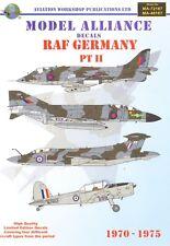 Model Alliance Decals 72187 1:72 RAF Germany 1970 - 1975 Part 2