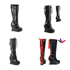 c5971f0421d8 Platform Goth Boots for Women for sale