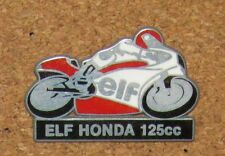 "MOTORCYCLE MOTO PIN ELF HONDA 125CC 1.5"" LONG FRANCE"