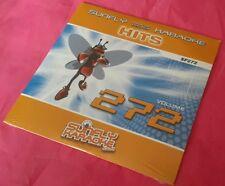 Karaoke CD+G disc, Sunfly Hits Vol 272, see Description 16 tracks/arts