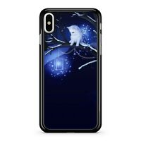 Winged Enchanted Cat Locked Snow Flake Lantern Tree Branch Phone Case Cover