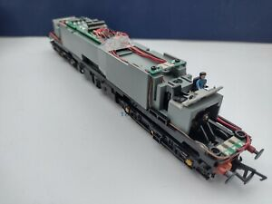 Bachmann Spares Class 37 Chassis 21 pin DCC Ready from 32-375K Red Bufferbeam