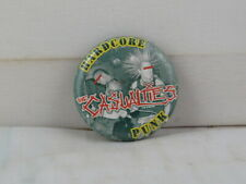 Vintage Punk Band Pin - The Casualties - Celluloid Pin