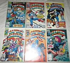 Captain America U-PICK ONE 407,409,411,412,414 or 415 (1992-93) PRICED PER COMIC