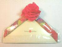 Lindsay Phillips SwitchFlops 9+ Large Interchangeable Straps Pink Bonbon/Multi