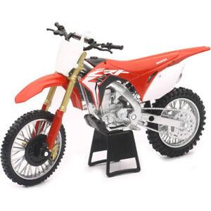 Ray MX Honda CRF 450R 2018 1:12 Motocross Kids Toy