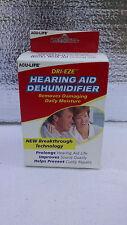 HEARINGAID HEARING AID DEHUMIDIFIER DRY EZE ACU LIFE