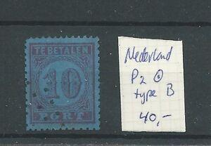 NEDERLAND Port 2B  LUXE  VFU CV 40 €