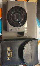 Canon Elph 370Z Aps Point & Shoot Film Camera