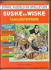 SUSKE EN WISKE  : FAMILIETRIPBOEK  : OA. DE MACABERE MACRALLES : 1°DR 1996