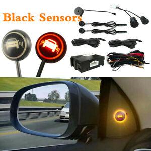 Car Blind Spot Monitoring BSM Radar Detection System Ultrasonic Sensor Assistant