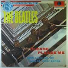 "12"" LP - The Beatles - Please Please Me - A6143 - cleaned"