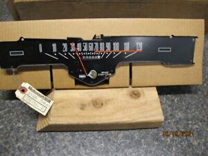1967 Ford Galaxie 500 XL NOS Speedometer / Odometer 7 Litre LTD New FoMoCo