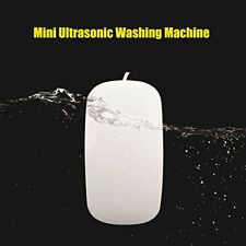 JOYOOO Mini Ultrasonic Washing machine,Portable USB Electric Ultrasonic Washing