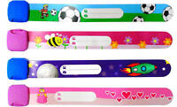 ID WRISTBAND Childs Safety Re-useable band from Edz Kids Holiday Festival Autism