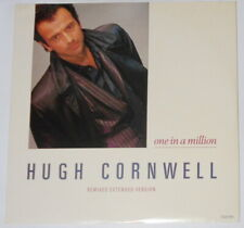 "Hugh Cornwell (Stranglers) - One In a Million  original 1985 U.K. 12"" EP vinyl"