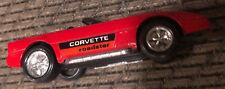 1992 TootsieToy Hard Body Die-Cast Metal 1986 Chevy Corvette Roadster Vintage