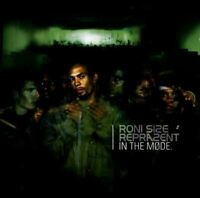 RONI SIZE REPRAZENT in the mode (CD, album, special edition) drum n bass, 2000,