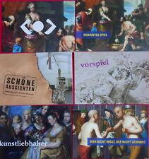 6 AK Kunstkarten aus der Kunststadt der Dokumenta Kassel City Cards     Lot V16