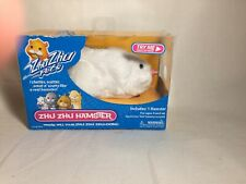 New listing Zhu Zhu Pets Hamster Chunk #86652 Battery Powered Toy Hamster New In Box Works