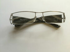 Designer Funky Fred Classic Funk Glasses Spectacles Frames - Stainless Steel