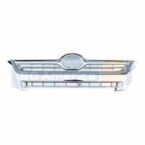 2012-2020 HINO 195/155/300, CHROME GRILLE, WIDE CABIN, 61 INCHES LONG